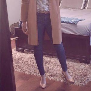 Denim - Levys skinny jeans 4/27